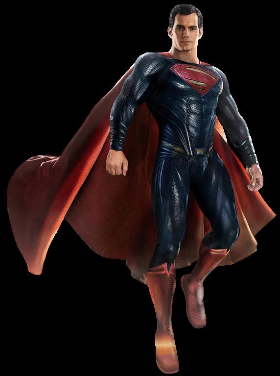 Justice League's Superman - Transparent! by Camo-Flauge on ...