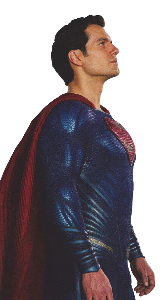 Justice League's Superman - Transparent. by Camo-Flauge on ...