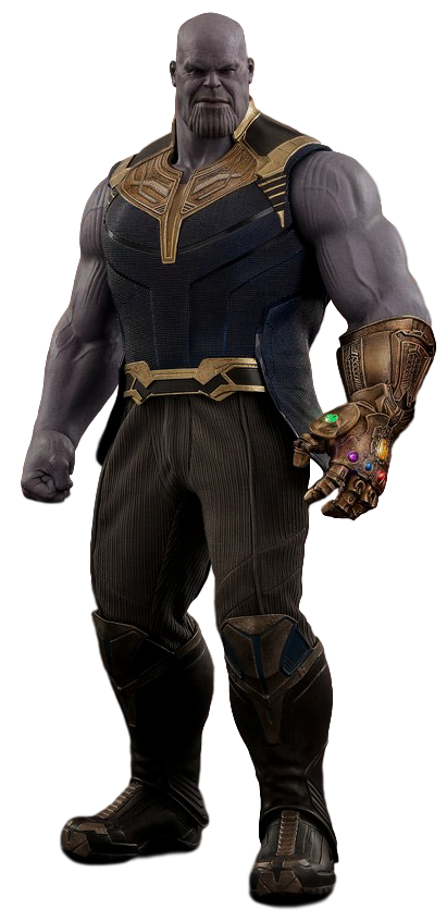 Infinity War Thanos Transparent By Camo Flauge On