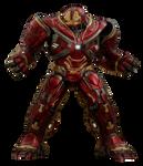 Iron Man Mark 49 (Hulkbuster 2.0) - Transparent!