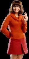 Scooby Doo's Velma - Transparent!