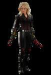 Crimson Widow - Transparent!