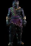 Black Panther (T'Chaka) - Transparent!
