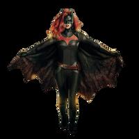 Batwoman - Transparent! by Camo-Flauge