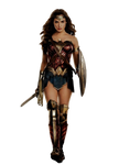 Wonder Woman - Transparent!
