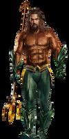 Aquaman - Transparent! by Camo-Flauge