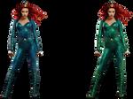 Aquaman: Mera (Original + Edit) - Transparent!