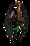 Hawkman - Transparent!
