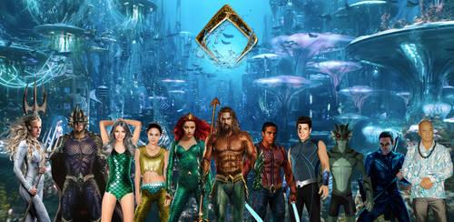 Aqua Family! by Camo-Flauge