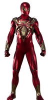 Iron Spider - Transparent! by Camo-Flauge
