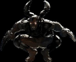 Black Beetle - Transparent! by Camo-Flauge