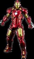 Iron Man Mark 8 - Transparent!