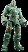 Iron Man Mark 37 (Hammerhead) - Transparent!