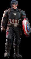 Endgame Captain America - Transparent!