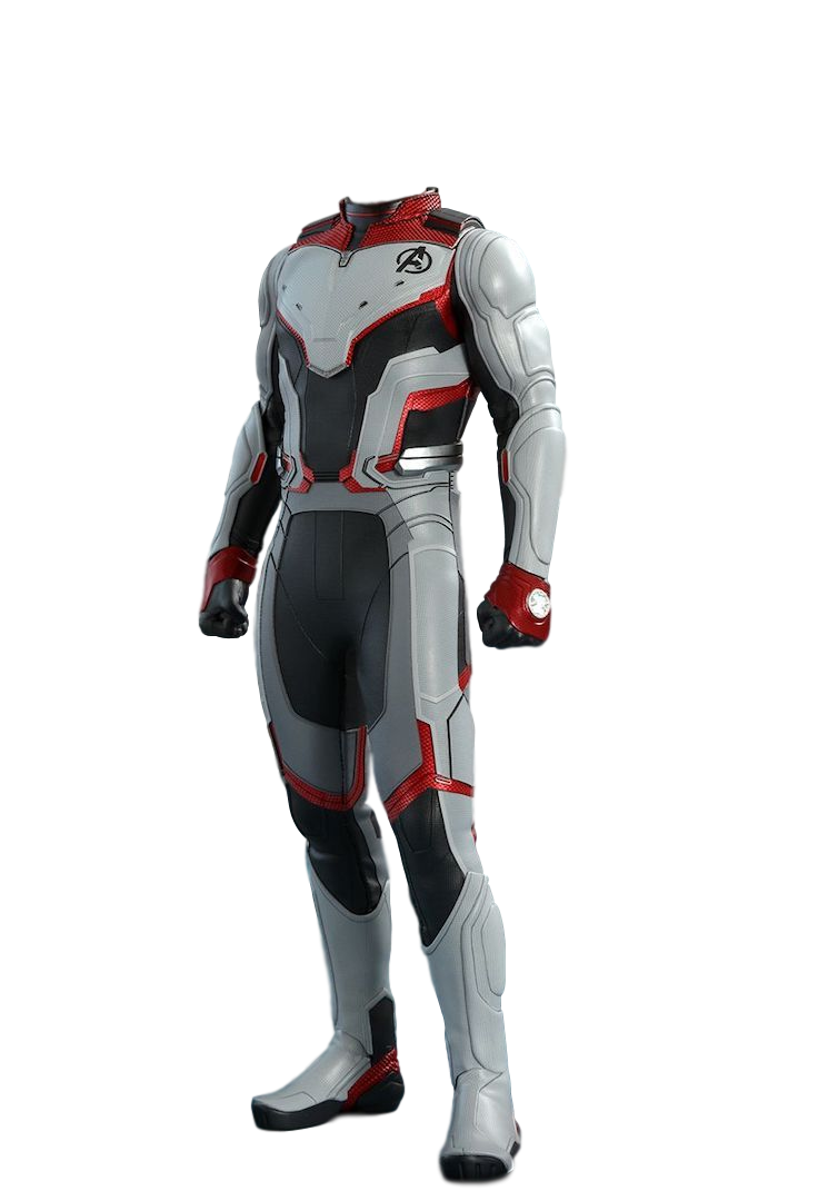 Quantum Realm Suit Transparent By Camo Flauge On Deviantart