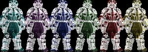 Starforce Suit (Kree EMH) - Transparent!