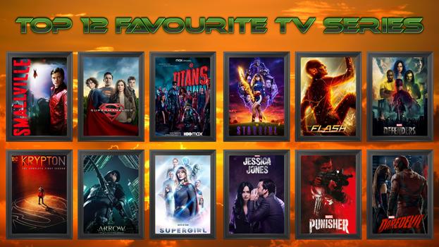 Favourite Superhero TV Series!