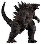 MonsterVerse: Godzilla (2) - Transparent!