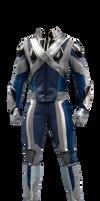 Quicksilver (Body) - Transparent!