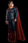 SuperCavill - Transparent!
