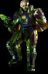 Lex Luthor Power Suit - Transparent!
