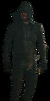 Crisis: Green Arrow - Transparent!