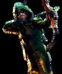 Green Arrow S8 Suit - Transparent!