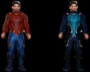 Titans: Tempest - Transparent!