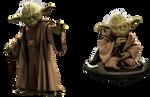 Jedi Master Yoda (1) - Transparent!