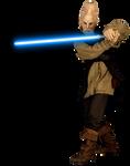 Master Ki-Adi-Mundi - Transparent!