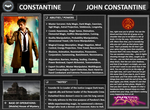 Character Profile: Constantine.