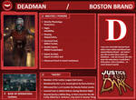 Character Profile: Deadman.