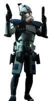 Commander Havoc - Transparent!