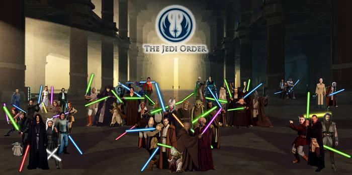 The Jedi Order!