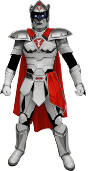 Morphin Master Red - Transparent!