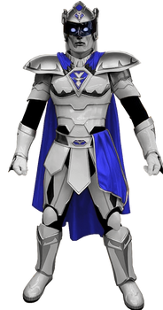 Morphin Master Blue - Transparent!