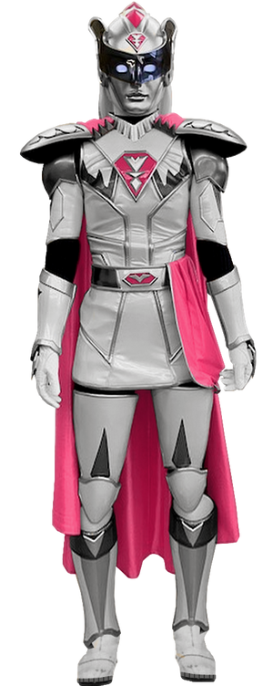 Morphin Master Pink - Transparent!
