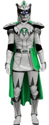 Morphin Master Green - Transparent!
