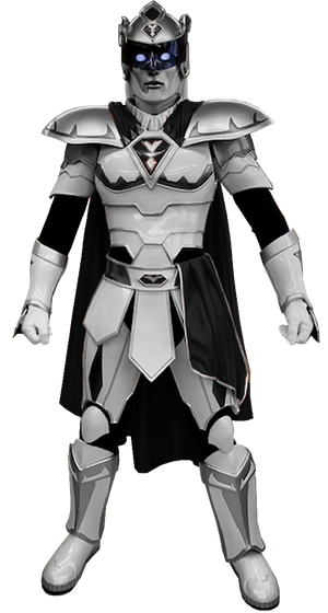 Morphin Master Black - Transparent!