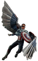 All-New Captain America (1) - Transparent!