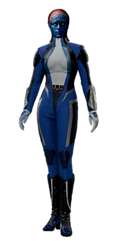 Mystique - Transparent!
