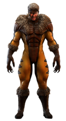 Sabretooth - Transparent!