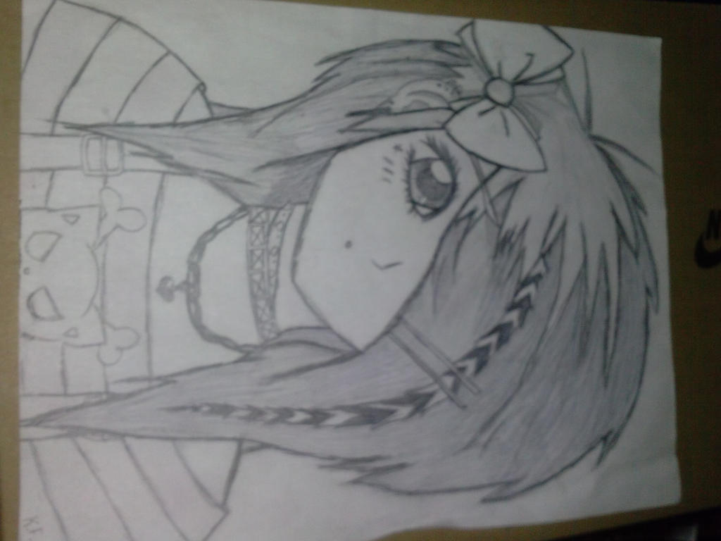 Emosecne anime girl by bloodyhedgehogs1 on deviantart emosecne anime girl by bloodyhedgehogs1 voltagebd Choice Image
