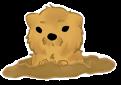 Groundhog day! by snapdragonn