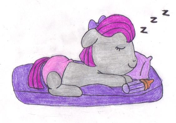 Nap Time For Kizo by cdot284