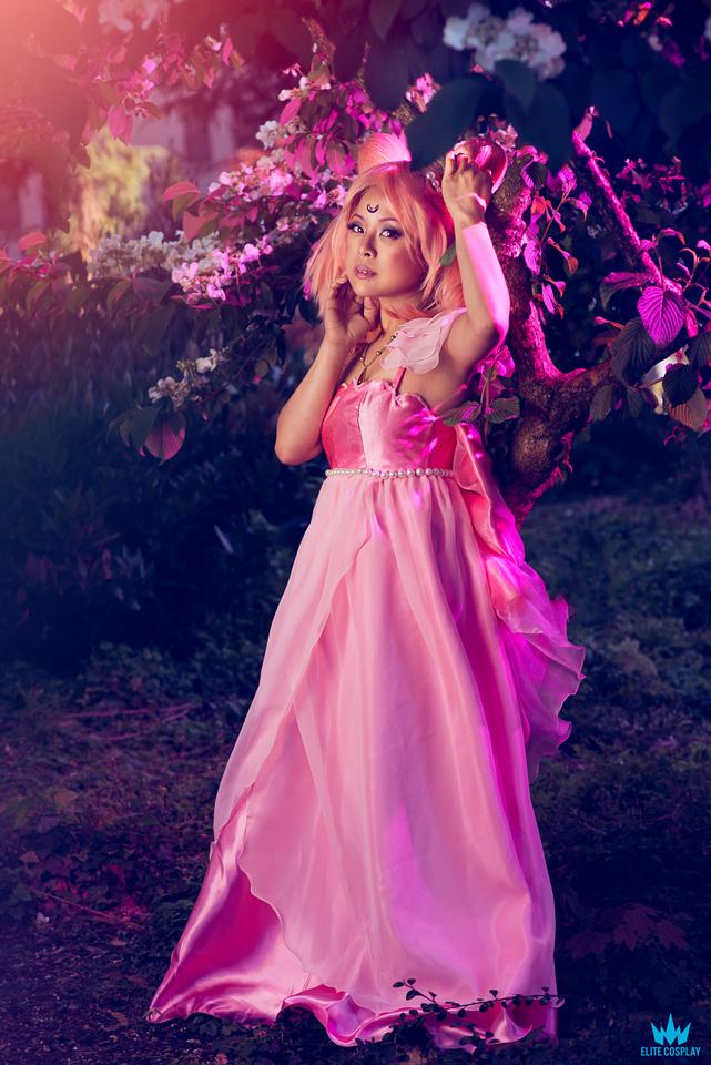 Princess Chibi-Usa by lillybearbutt