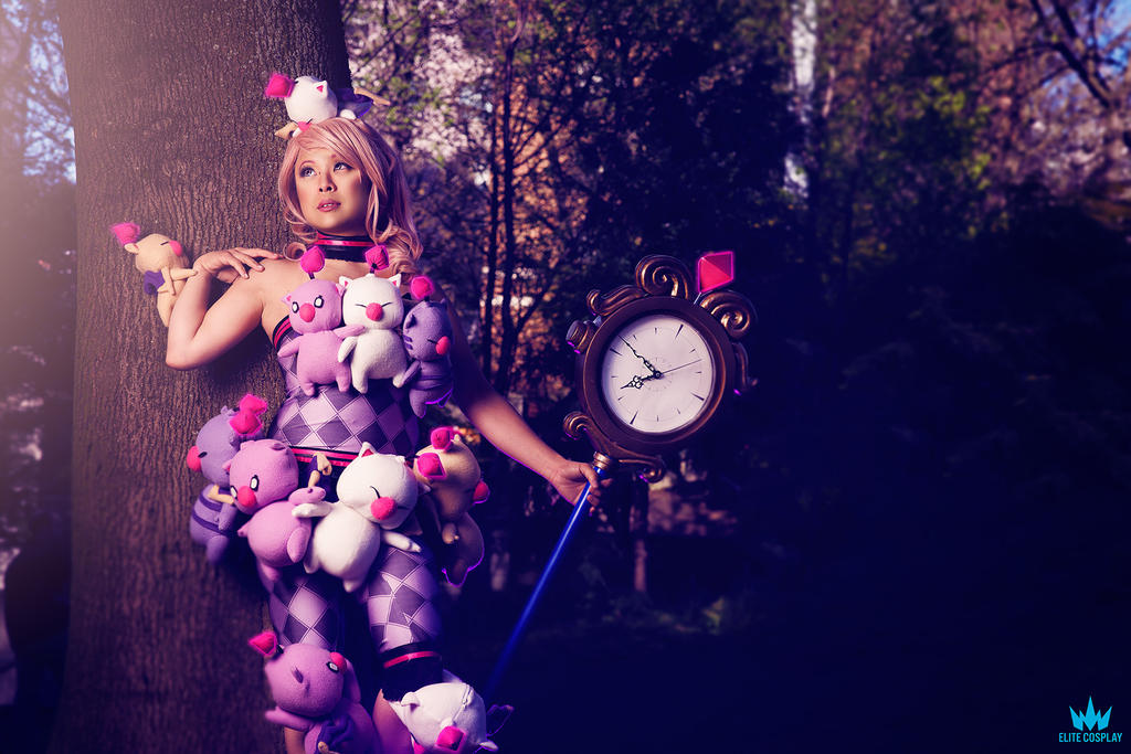 Moogle Queen from Lightning Returns_4 by lillybearbutt
