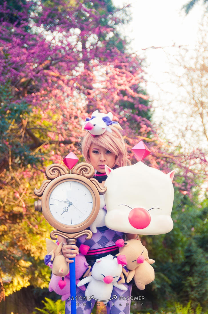 Moogle Queen from Lightning Returns_6 by lillybearbutt
