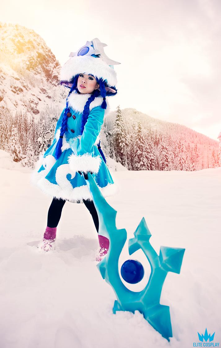 Winter Wonder Lulu (League of Legends)_3 by lillybearbutt
