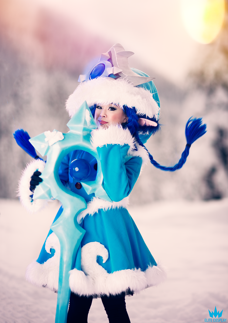 Winter Wonder Lulu (League of Legends)_4 by lillybearbutt